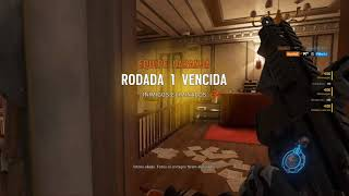 Strafe Bala - Rainbow Six Siege / Xbox One _Batata