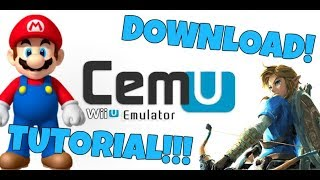 Easy installer for Wii U USB Helper showcase | Download Wii