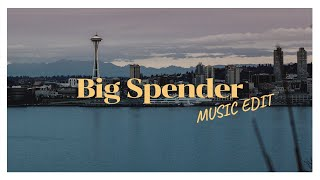 Big Spender (clean version) • Kiana Brown ft. Prince Charlez • Hearing Holland