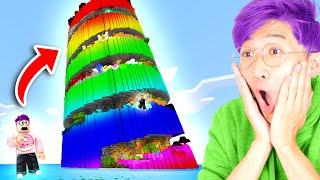 Can We Beat TOWER OF FUN on ROBLOX!? (EASIEST ROBLOX OBBY EVER!)