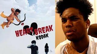 "Kodak Black ""Heart Break Kodak"" (First Reaction/Review)"