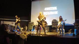 Abaddon Incarnate live at RoadBurren Fleadh II