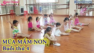 Tóm Tắt Buổi Thứ 4 Bé Sumi Đi Học Múa | Nhật Ký Đi Học Múa Của Bé Sumi