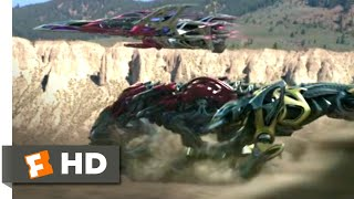 Power Rangers (2017) - Go, Go, Power Rangers! Scene (6/10)