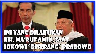 Download Video KH. Ma'ruf Amin Pun Mulai Pasang Badan Untuk Jokowi Dari S3r4ng4n Prabowo MP3 3GP MP4