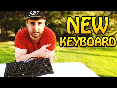 MY NEW KEYBOARD – CORSAIR K65 REVIEW – MX CHERRY O RINGS – NICK REVIEWS