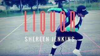 Chris Brown - Liquor Official Dance Cover   @ShereenJenkins