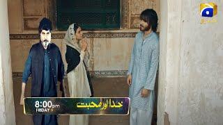 Khuda Aur Mohabbat Season 03 Episode 27 Teaser Promo Review By Showbiz Glam