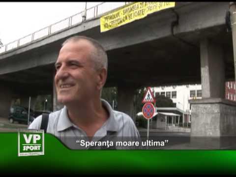 """Speranta moare ultima"""