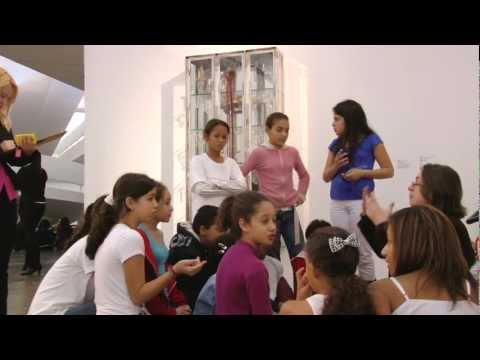 #emnomedosartistas - Educativo Bienal - Atendimento ao Público
