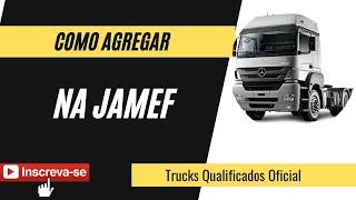 Como Agregar Na Jamef - Transportadoras emprego