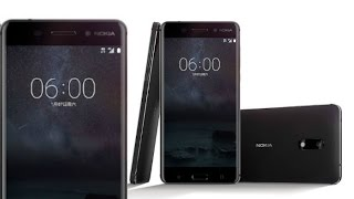Nokia 6 - First Android 7.0 Smartphone Launched by HMD Global- Price Specifications