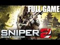 Sniper: Ghost Warrior 2 Full Game Walkthrough no Commen