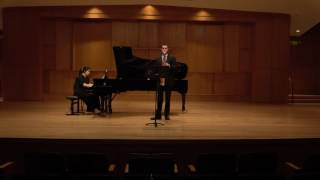 """Sonata No.1 """"Hall of Mirrors"""" - Tommy Smith"""