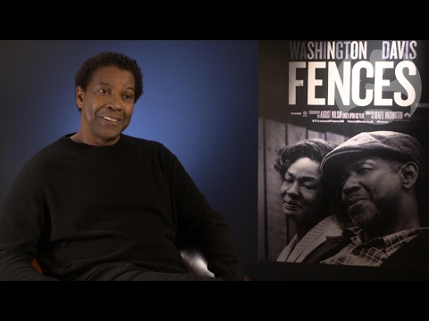 Denzel Washington: 'We're not here because of #OscarsSoWhite' – video interview
