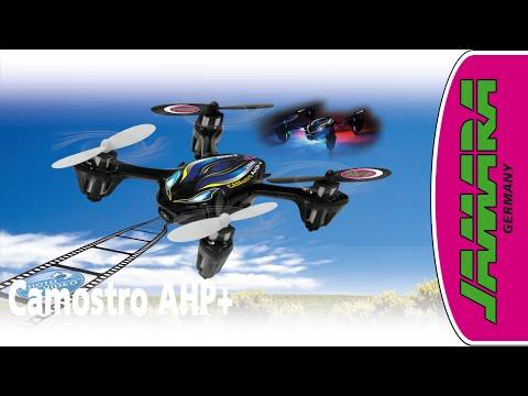 Camostro AHP+ Quadrocopter mit Kamera