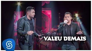Mano Walter   Valeu Demais Part. Xand Avião (DVD Ao Vivo Em São Paulo) [Vídeo Oficial]