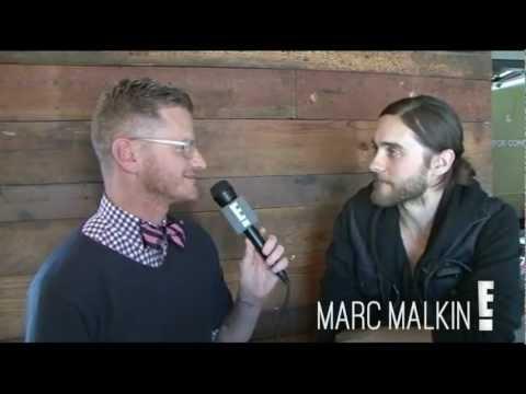 Jared Leto SXSW eonline interview