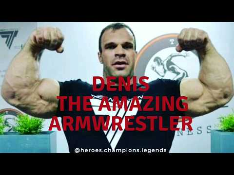 2019 Armwrestling strength Training and workouts by Denis Cyplenkov| Power Workout