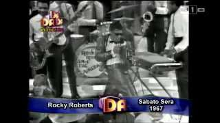 """Rocky Roberts and the Airedales """"Just because of you"""""""