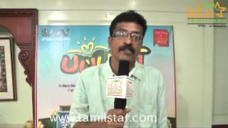 Director Govindhamoorthy at Pappali Movie Team Interview