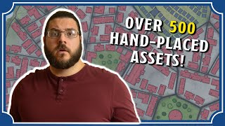 Make Better City Maps With Wonderdraft | Icarus Games
