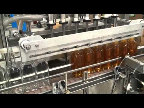 Automated Rinser Bottle washer sold by In-Line Packaging Systems, Inc.