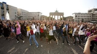 Download Youtube: Michael Jackson ♫ Best FLASHMOB ♥ (Around the world) ☮ █▬█ █ ▀█▀