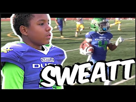 YOUNG BALLER | Carter Sweatt | IE Ducks (CA) 10U