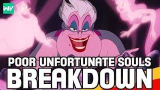 "Analyzing ""Poor Unfortunate Souls"" from The Little Mermaid | Disney Music Breakdown"