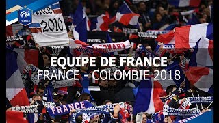 France - Colombie