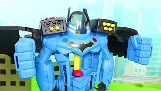 Superhero Toys: Spider Man, Batman, Incredibles & Avengers Superheroes Toy Vehicles for Kids