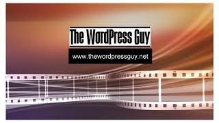 The WordPress Guy and Vzaar Video Hosting