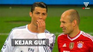 10 Menit Cristiano Ronaldo Permainkan Bintang Sepakbola Dunia