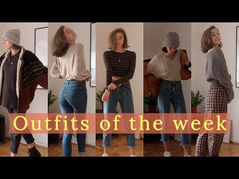 5 TAGE 5 OUTFITS