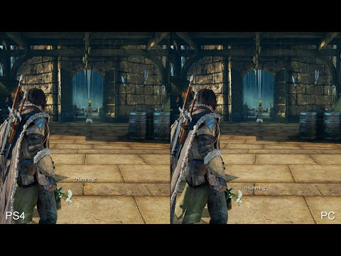 Shadow Of Mordor Looks Incredible On Maxed-Out PC Settings