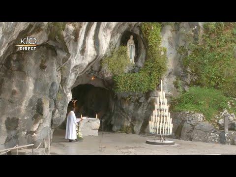 Chapelet du 10 novembre 2020 à Lourdes