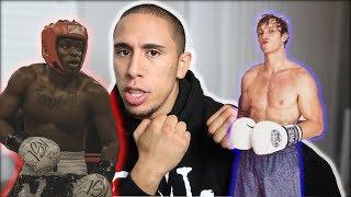 KSI VS LOGAN PAUL PREDICTION.. WHO WILL WIN?!