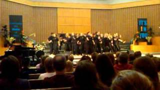 The Lioness Hunt - SRSS Chamber Choir