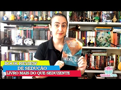 Sedução de Nicole Jordan (Book Review) || Thaisa Lima