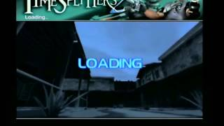Timesplitters 2 Showcase: Loading times & Screen Banners