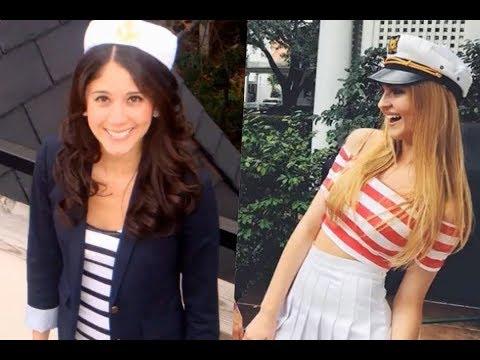Disfraces de marinero para niños y adultos