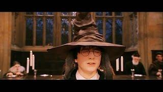 El Sombrero Seleccionador Audio Latino  Harry Potter Y La Piedra Filosofal HD