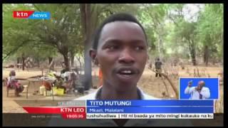 KTN Leo: Makali ya kiangazi yawaadhiri wenyeji wa Kitui, 4/10/2016