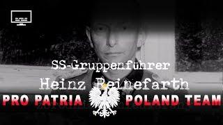Heinz Reinefarth, kat warszawskiej Woli, niemiecki zbrodniarz nieukarany