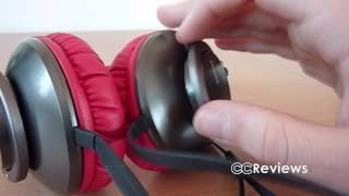 #37: Philips SHL 5800 Headphones Review (CCReviews)