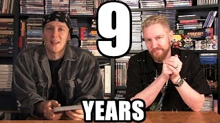 9 YEARS - Happy Console Gamer