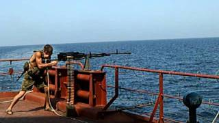 Preparing For Somali Pirate Attack