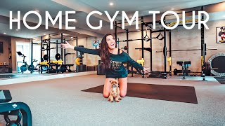 Home Gym Tour   All My Fav Equipment & Amazon Gear