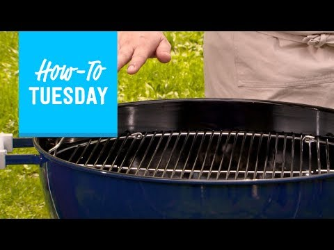 How to Set Up a Charcoal Grill Like a Pro | Food Network